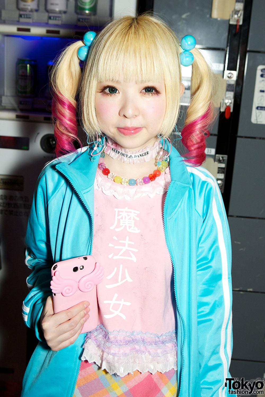 Harajuku Fashion Snaps At Pop N Cute Tokyo