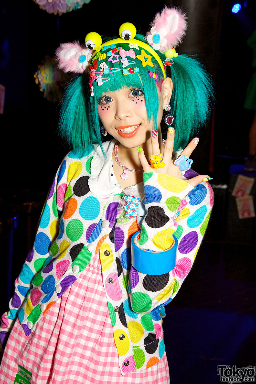 Harajuku Kawaii Experience: Harajuku Fashion Snaps At Pop N Cute Tokyo