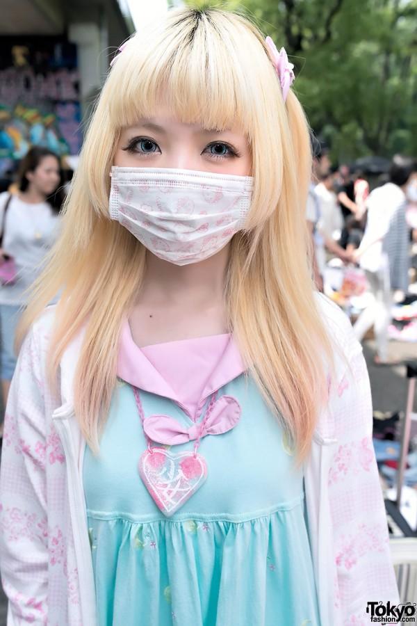 Japanese Fairy Kei Designer Moco in Harajuku