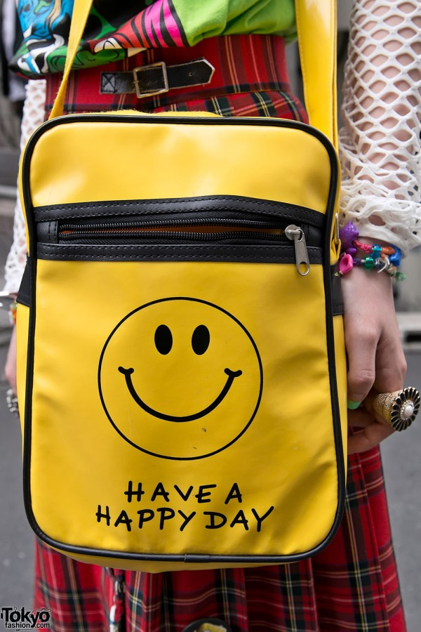 Have A Happy Day Purse