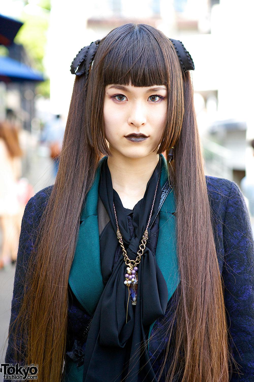 Shiina Ringo Fans W Dark Fashion Amp Handmade Accessories