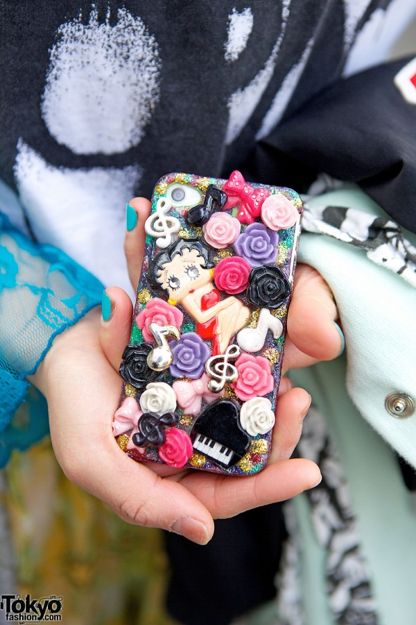 Betty Boop Phone Case
