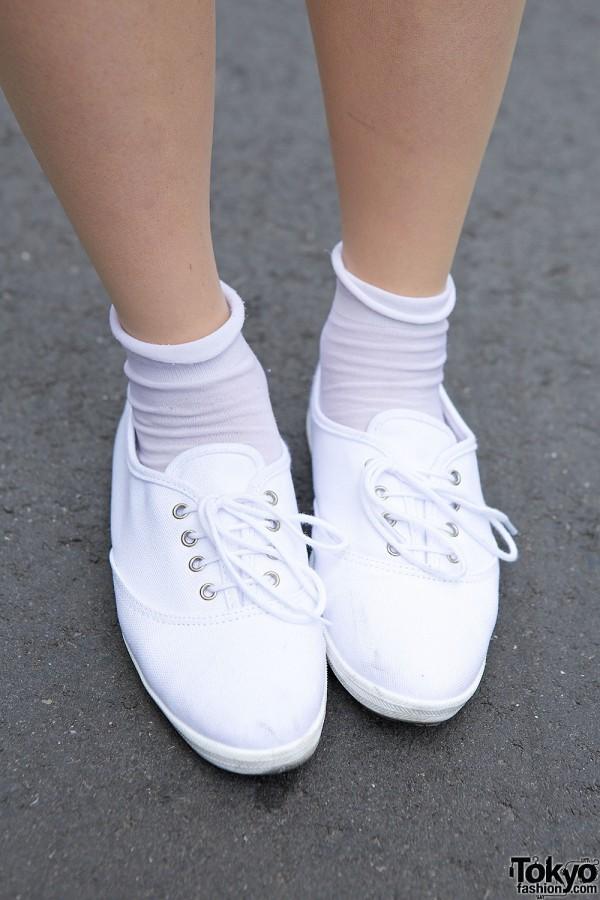American Apparel Sneakers