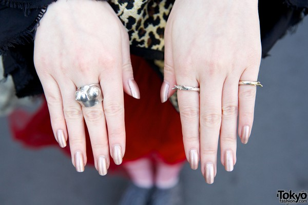Yoshiko Creations rings