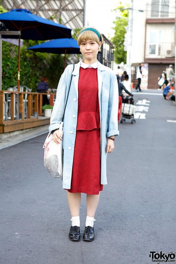 Harajuku Vintage/Resale Style with Makin Jan Ma, OTOE & Toga XTC
