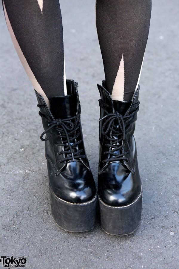 Murua Platform Boots