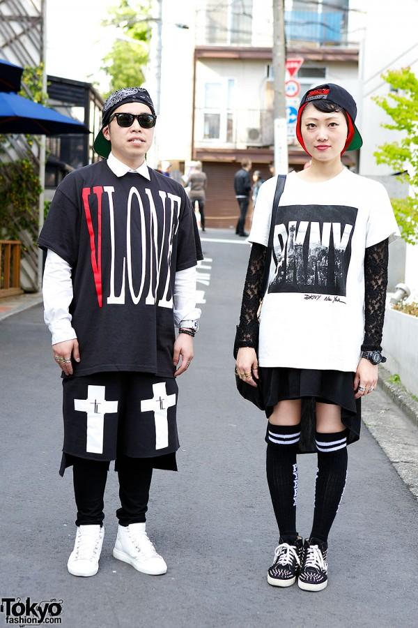 Harajuku Streetwear Styles w/ Traplord, Vlone, Givenchy & Louboutin