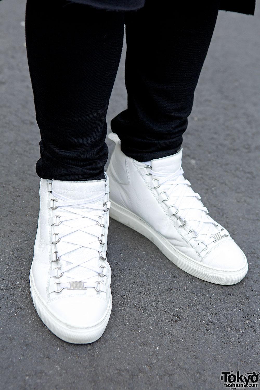 Balenciaga Sneakers Tokyo Fashion News