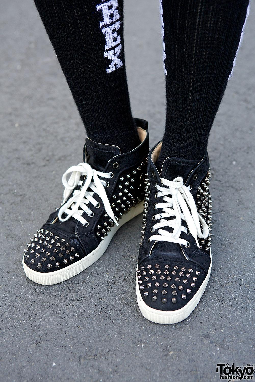 christian louboutin sneakers 2013