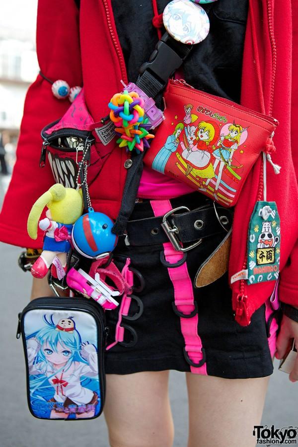 Anime Fashion Accessories