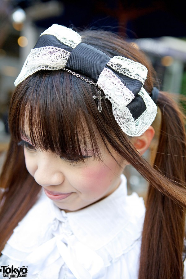 Hn+nois Lolita Head Piece