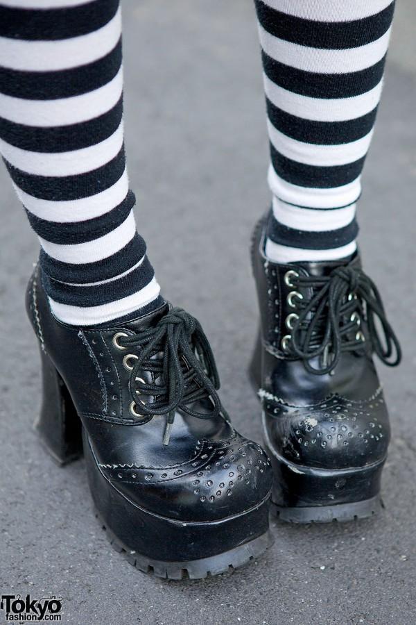 Yosuke Lolita Shoes