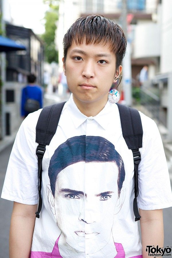 Joseph Turvey Shirt
