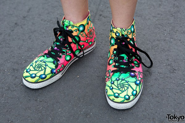 Space Tribe Sneakers