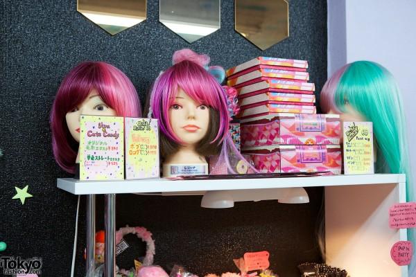Viva Cute Candy Hair Salon Tokyo (1)