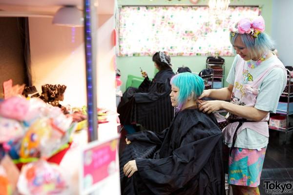 Viva Cute Candy Hair Salon Tokyo (2)