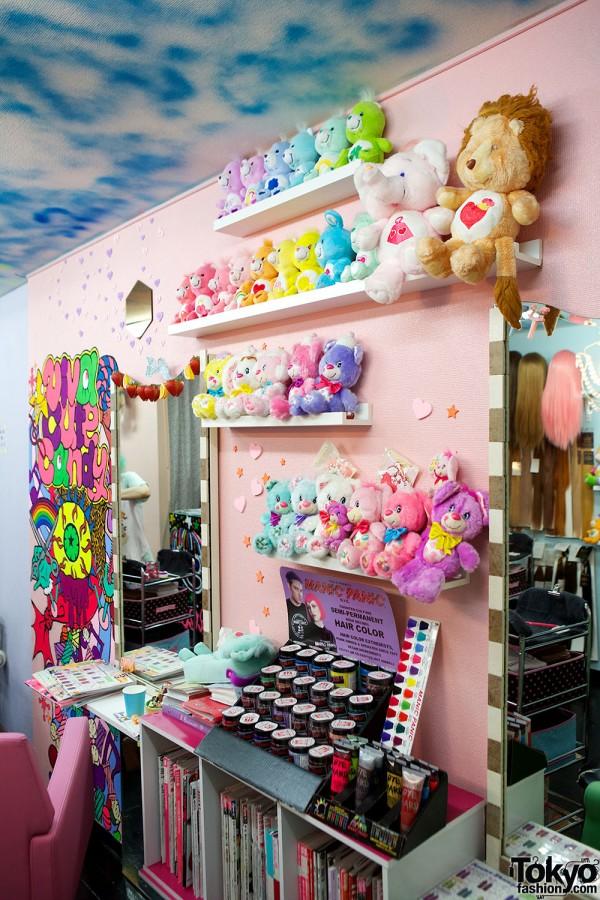 Viva Cute Candy Hair Salon Tokyo (7)