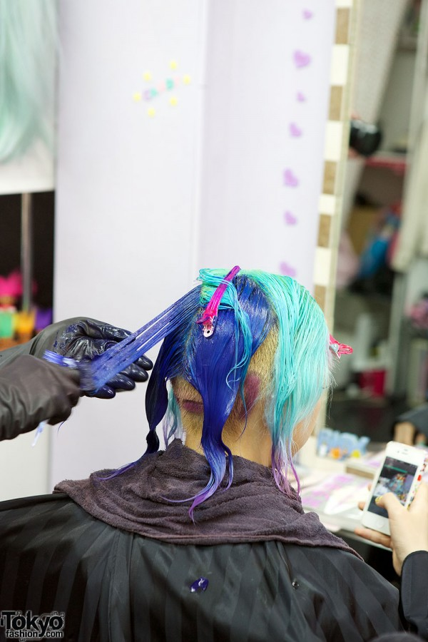Viva Cute Candy Hair Salon Tokyo (10)
