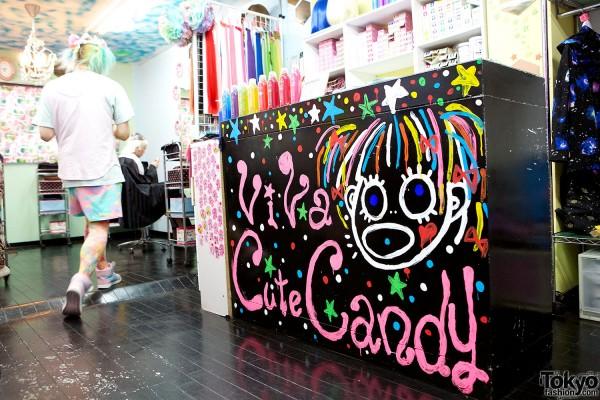 Viva Cute Candy Hair Salon Tokyo (11)