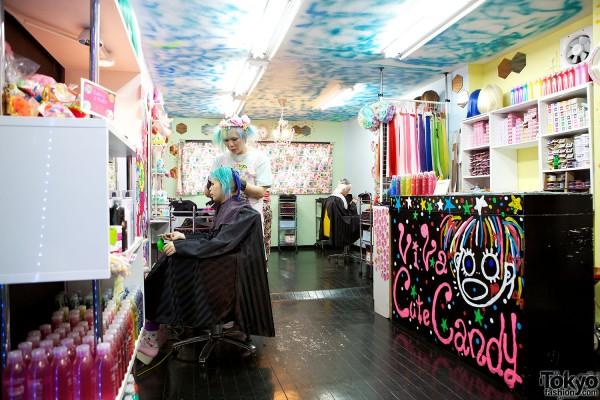 Viva Cute Candy Hair Salon Tokyo (12)