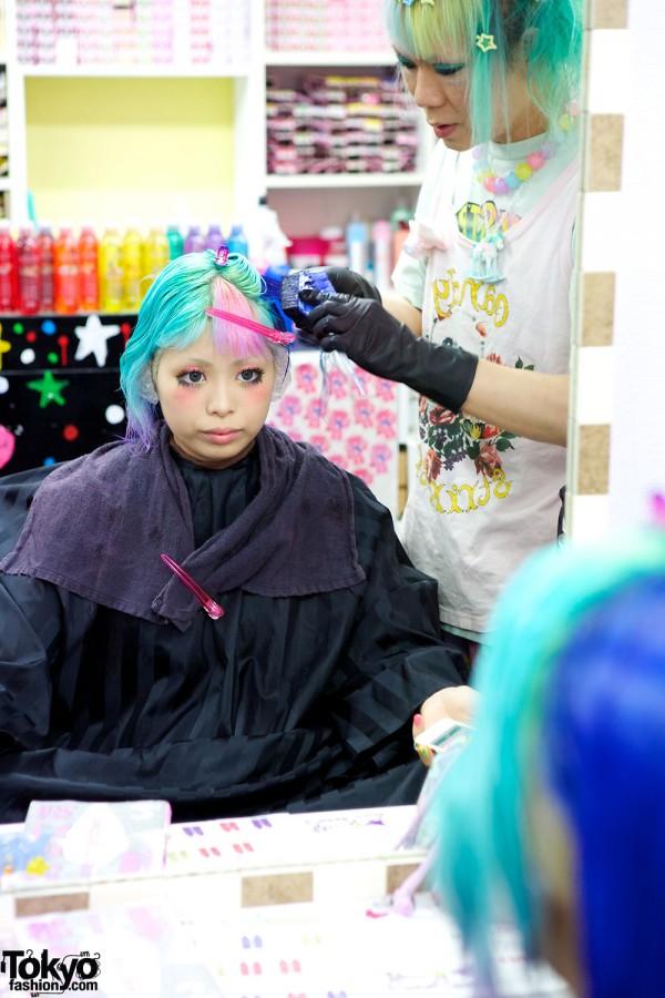 Viva Cute Candy Hair Salon Tokyo (13)