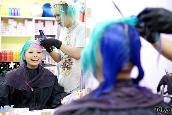 Viva Cute Candy Hair Salon Tokyo (14)