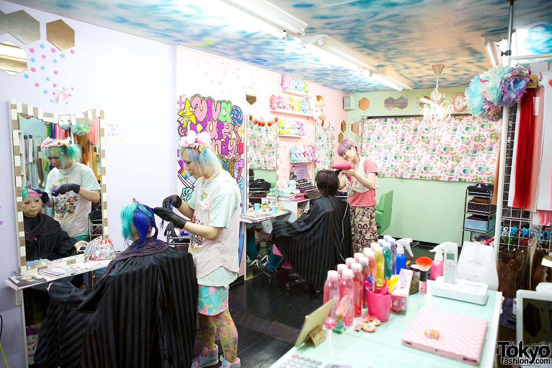 Aisha Beauty Salon Spa Candy