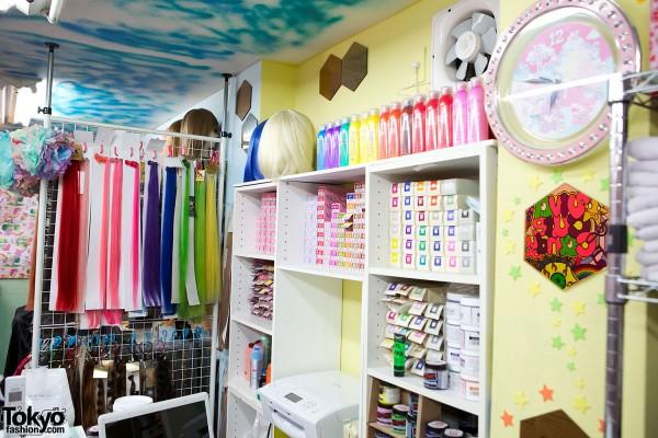 Viva Cute Candy Hair Salon Tokyo (16)