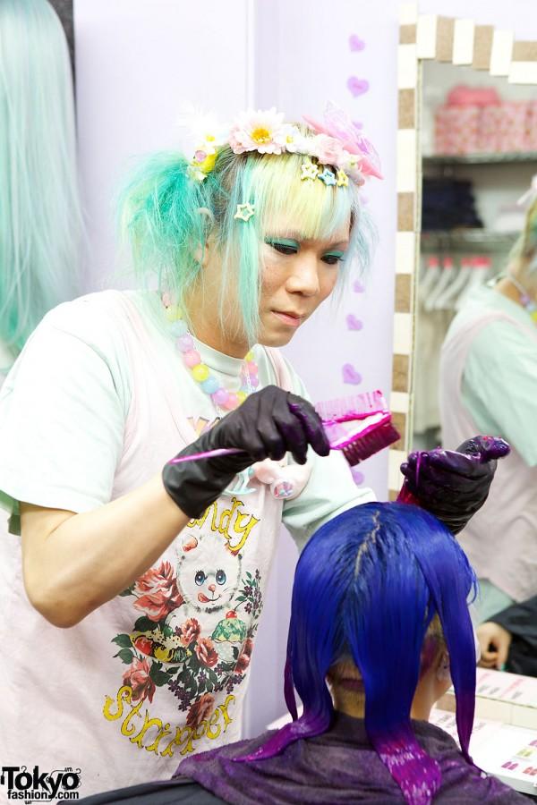 Viva Cute Candy Hair Salon Tokyo (17)
