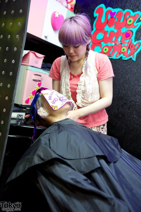 Viva Cute Candy Hair Salon Tokyo (25)