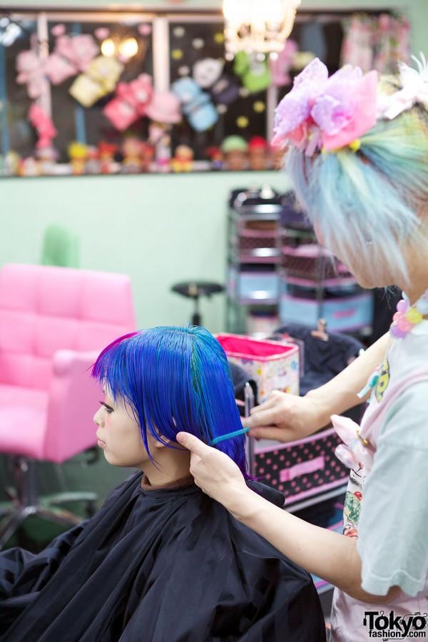 Viva Cute Candy Hair Salon Tokyo (26)
