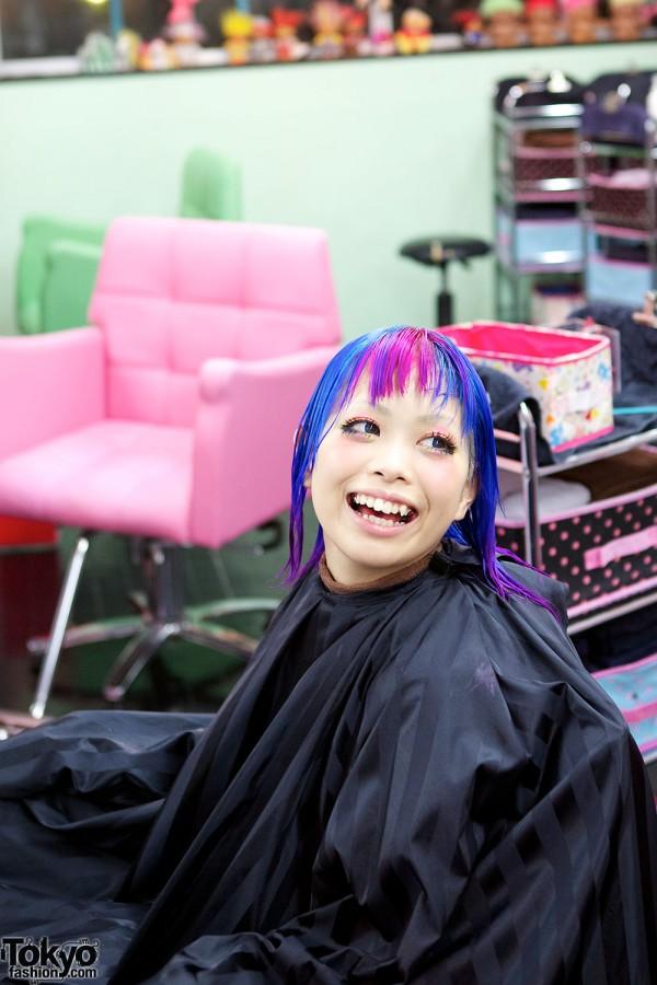 Viva Cute Candy Hair Salon Tokyo (27)