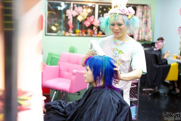 Viva Cute Candy Hair Salon Tokyo (28)
