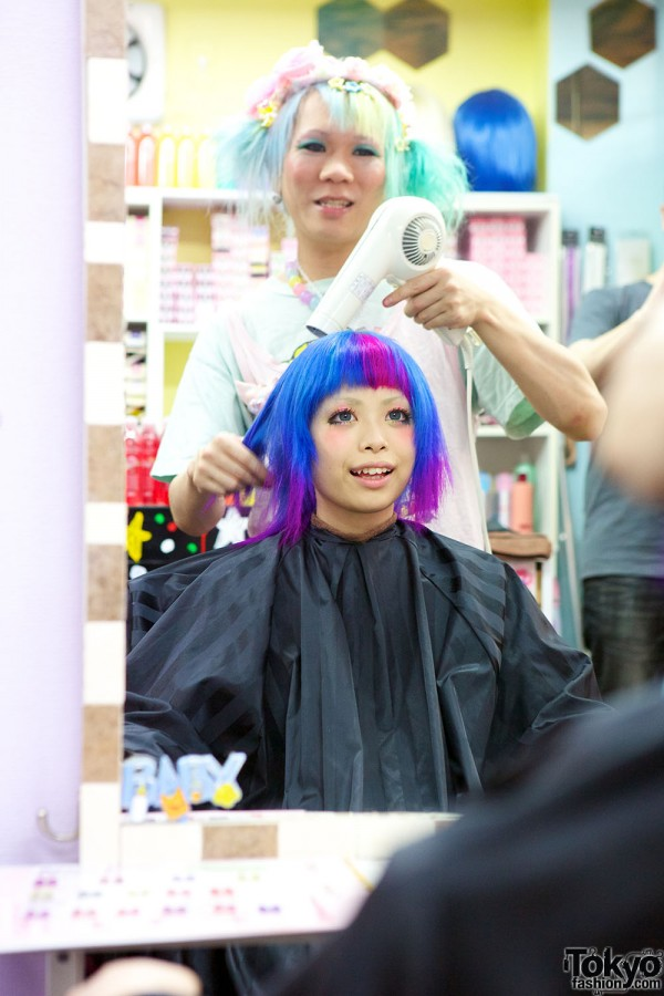 Viva Cute Candy Hair Salon Tokyo (33)