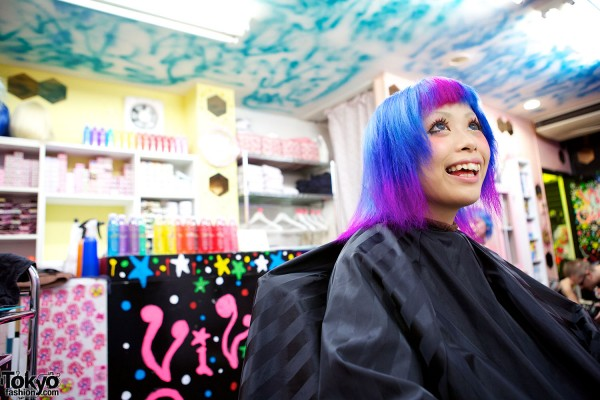 Viva Cute Candy Hair Salon Tokyo (34)