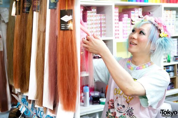 Viva Cute Candy Hair Salon Tokyo (36)