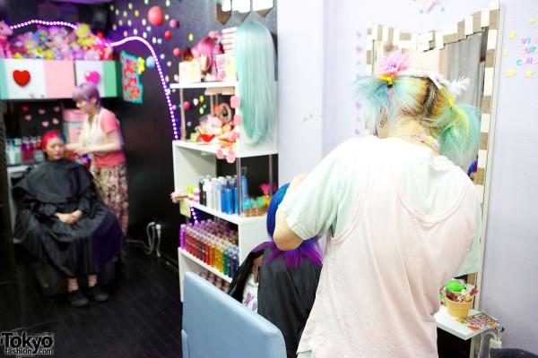 Viva Cute Candy Hair Salon Tokyo (37)