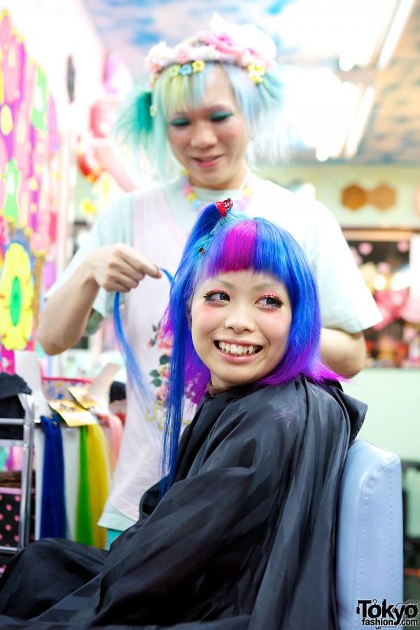 Viva Cute Candy Hair Salon Tokyo (39)