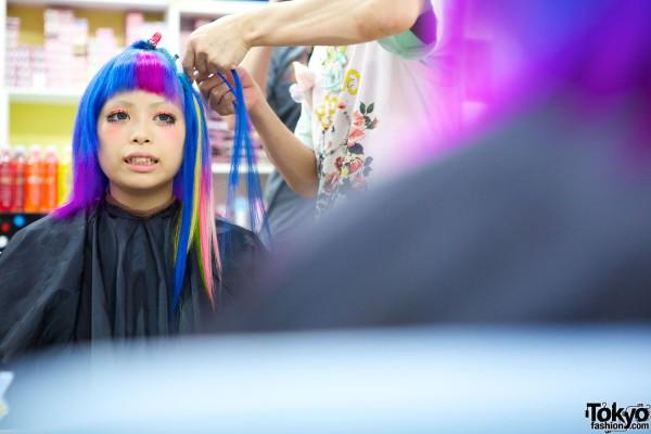 Viva Cute Candy Hair Salon Tokyo (40)