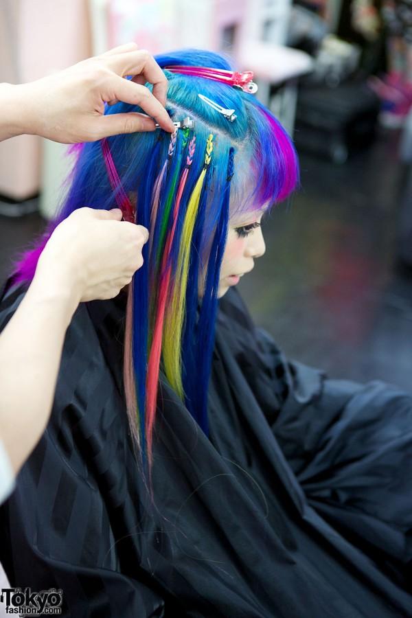 Viva Cute Candy Hair Salon Tokyo (42)
