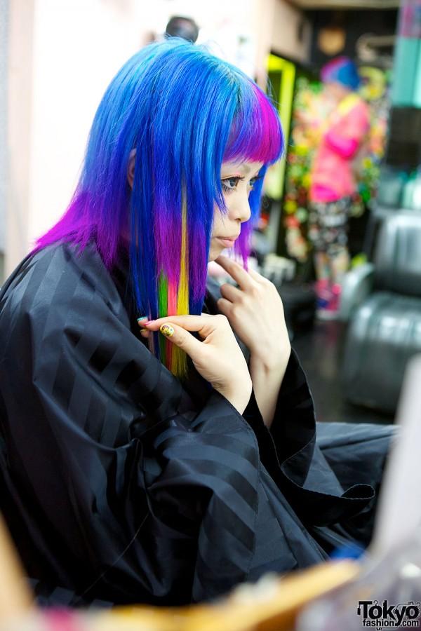 Viva Cute Candy Hair Salon Tokyo (43)