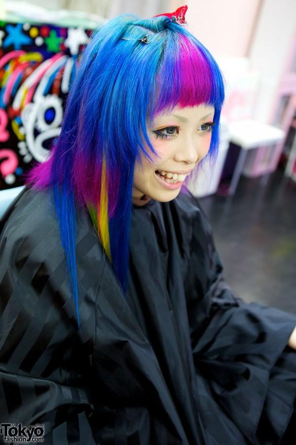 Viva Cute Candy Hair Salon Tokyo (44)