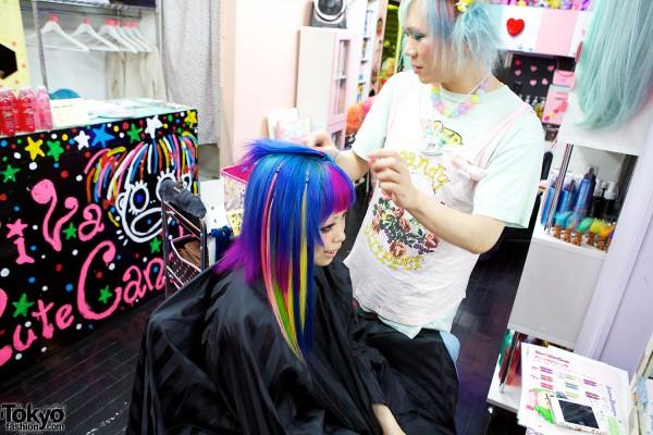 Viva Cute Candy Hair Salon Tokyo (46)
