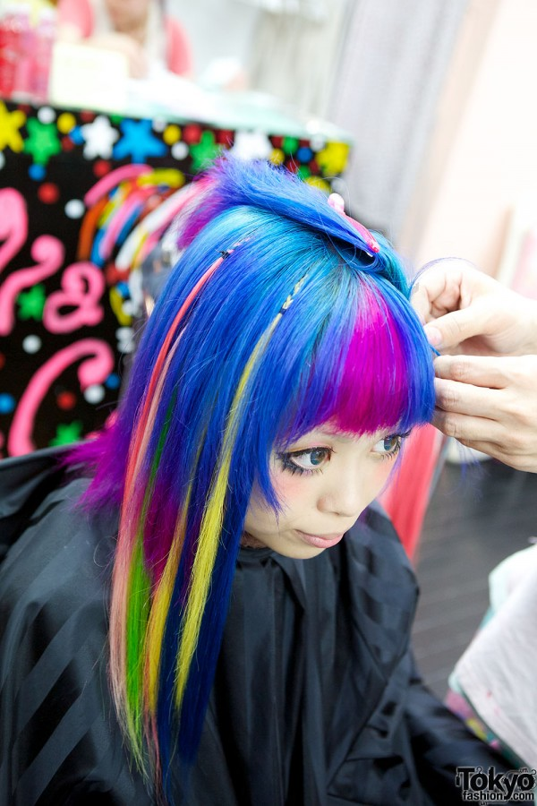 Viva Cute Candy Hair Salon Tokyo (47)
