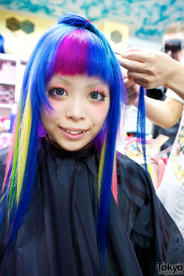 Viva Cute Candy Hair Salon Tokyo (48)