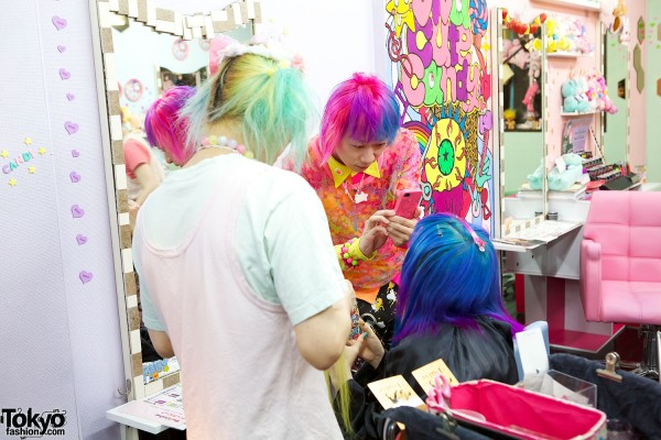 Viva Cute Candy Hair Salon Tokyo (49)