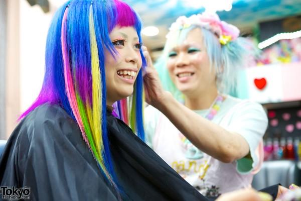 Viva Cute Candy Hair Salon Tokyo (50)