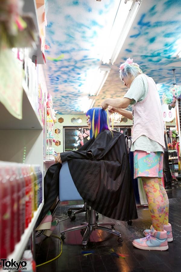 Viva Cute Candy Hair Salon Tokyo (54)