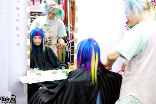 Viva Cute Candy Hair Salon Tokyo (55)