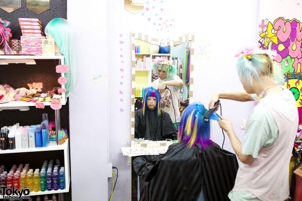 Viva Cute Candy Hair Salon Tokyo (56)